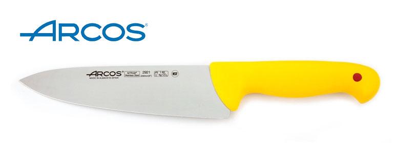 Cuchillo de cocina ARCOS, premio Diseño para el Reciclaje 2013