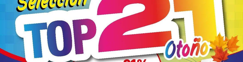 TIEN21- SELECCION TOP21 – AHORRATE EL 21% DE IVA